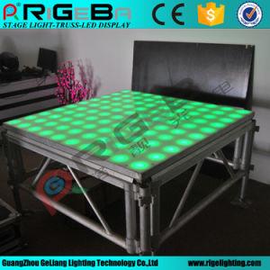 1.22mx1.22m LED Stage Digital Dance Floor Light pictures & photos
