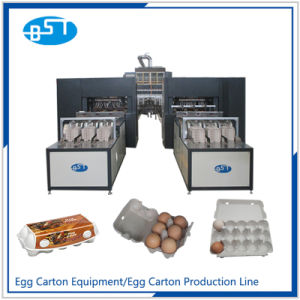 Automatic High Quality Egg Carton Machine (EC9600) pictures & photos