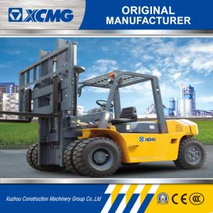 XCMG 5ton Heli Diesel Forklift Truck with Ce pictures & photos