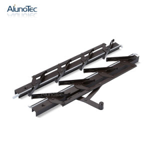 Aluminium and Glass Window Naco Louver Frame Gallery with 4′′/6′′ Clips pictures & photos