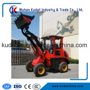 1.2 Tons Mini Front Loaders Swm615 pictures & photos