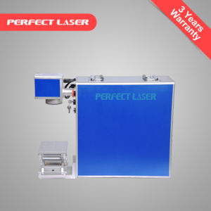 Portable Raycus Ipg Laser Source Fiber Laser Engraving Machine for Metal pictures & photos