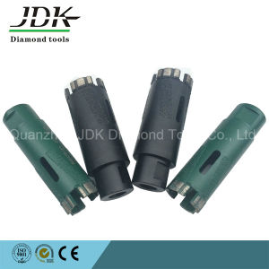 Vacuum Barzing Diamond Core Drlii Bit/Hole Saw Dry Use for Stones pictures & photos