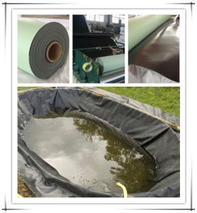 1.5mm Waterproofing PVC Geomembrane Fish Farm Pond Liner pictures & photos
