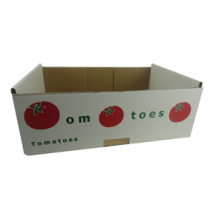 OEM Design Custom Made Cardboard Box for Fruit and Vegetable pictures & photos