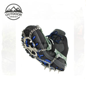 Traction Cleats for Ice and Snow- Quickly and Easily Grips Over Footwear pictures & photos