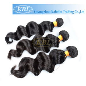 3A Indian Hair Raw Unprocessed Virgin Remy Goodness Hair pictures & photos