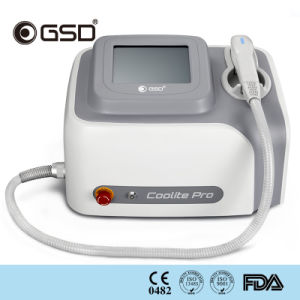 FDA Cleared World First Depilation Machine Fiber Coupled Diode Laser Hair Removal (GSD Coolite PRO) pictures & photos