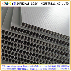 Anti Static PP Hollow Sheet, Corflute Sheet, Correx Sheet pictures & photos