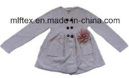 High Quality Velvet Knitted Apparel for Girl pictures & photos