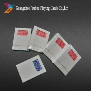 330GSM Black Core Paper Poker Playing Cards pictures & photos