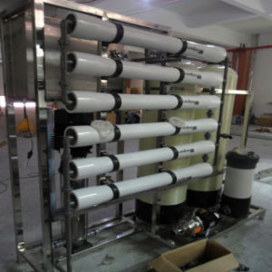 1000L/H Hot Sale 2017 New Style Filter for Well Water/Reverse Osmosis Water System pictures & photos