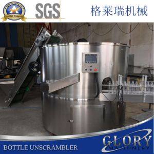 Automatic Plastic Bottle Unscrambling Machine pictures & photos