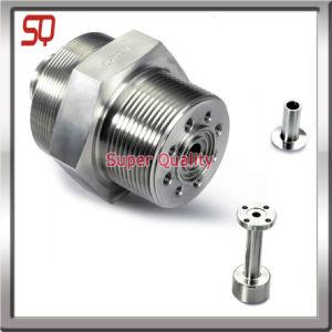 High Precision CNC Machined Aluminum Parts, Lathe Parts pictures & photos