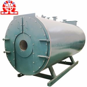 Single Drum Horizontal Chamber Combustion Series Oil Gas Steam Boiler pictures & photos
