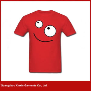 China Factory Cheap Blank Advertising T-Shirts with Own Logo (R141) pictures & photos