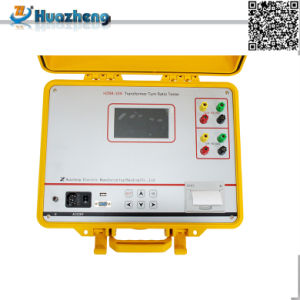 Handle Type Automatic TTR Transformer Turns Ratio Test Set pictures & photos