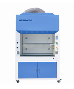 Biobase High Quality Fume Hood with 4-Meter PVC Exhaust Duct pictures & photos