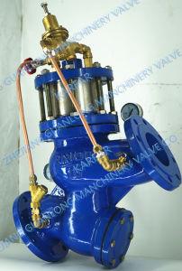 (GL98002) Buildin Strainer Piston Type Safety Pressure Relief Valve pictures & photos