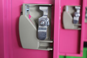 Office Furniture Manufacture 15 Doors Metal Shoes Lockers pictures & photos