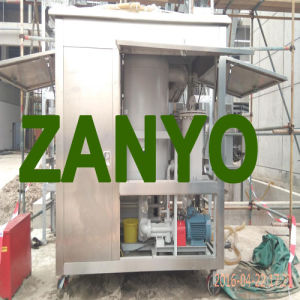 Double-Stage Vacuum Insulating Oil Filtration Plant pictures & photos