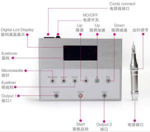 Goochie Stainless Steel Aluminium Material Digital Tattoo Machine (M8-III) pictures & photos