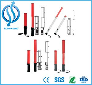 Rechargeable LED Traffic Baton Within Magnet Base pictures & photos