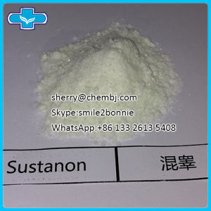 Hot Sale Raw Anabolic Steroid Powder Test Blend Sustanon 250 pictures & photos