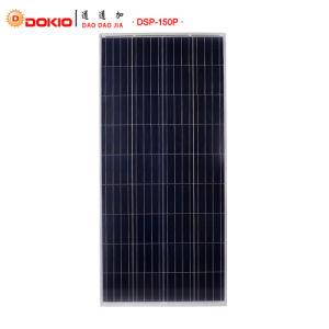 DC12V/140W Poly Crystalline Solar Panel pictures & photos