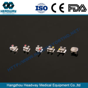 Orthodontic Bracket, Bondable Bracket Braces with Ce FDA ISO pictures & photos