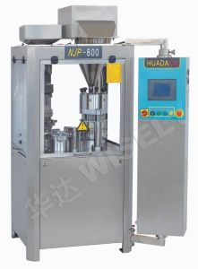 Njp-400/600/800 Fully Automatic Capsule Filling Machine Size 00 with LCD Screen