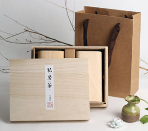 Eco Friendly Brown Paper Bags with Handles pictures & photos