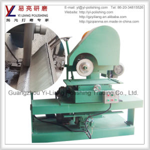 Handle Grinding Machine with Small Doorbell/Padlock/Watch Stainless Steel/Brass Surface Grinding pictures & photos