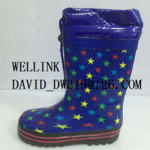 Colorful Fashion Rainboots pictures & photos