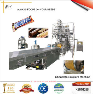 Chocolate Snickers Machine (K8016026) pictures & photos