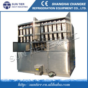 3 Ton Ice Maker Industrial Ice Cube Making Machine pictures & photos