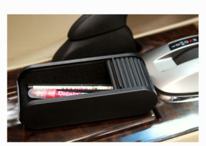Car Auto Plastic Pocket Case Storage Box Holder Container Phone Pen Paper Money pictures & photos