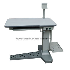 Deluxe Ophthalmic / Optometric Motorized Table (NV-680) pictures & photos