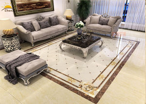 High Gloss Living Room Indoor Ceramic Tile 1764.6 Breaking Pressure pictures & photos