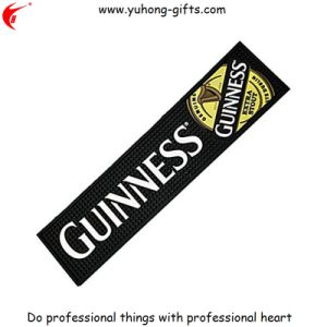 Guinness PVC Bar Mat for Promotion (YH-BM072) pictures & photos