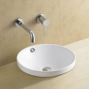 Countertop Ceramic Basin Oval (8032) pictures & photos