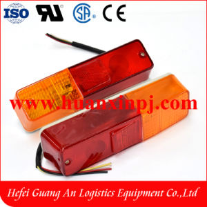 Hecha Forklift Truck Light LED Tail Light 12V with 2 Colors pictures & photos
