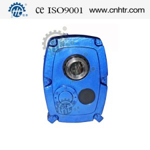 Hxgf Shaft Mounted Helical Gear Reducer with High Torque pictures & photos