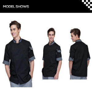 Best Quality Fashion Design Kitchen Cotton Chef Uniform pictures & photos