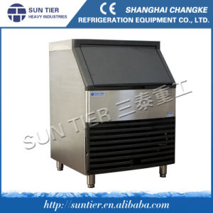 Dry Ice Cube Machine Ice Cream Making Machine pictures & photos