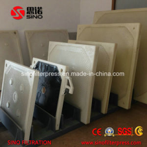 Automatic Recessed Chamber Filter Press for Wastewater Treatment pictures & photos
