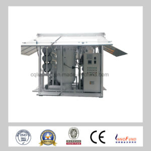 Mobile Vacuum Pumps and Roots Booster Pumping Unit for Power Transformer Vacuum Forming, Vacuum Pumping Machine (ZJ Series) pictures & photos