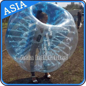Commercial Human Inflatable Body Bumper Ball, Durable PVC Plastic Soccer Ball / Inflatable Bubble Soccer / Bumper Loopy Ball pictures & photos