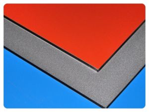 PVDF Aluminum Composite Panel for Outside pictures & photos