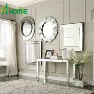 Modern Style Round Framed Wall Decorative Mirror pictures & photos